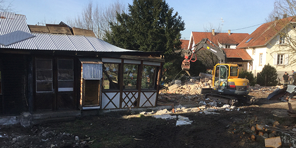prestation demolition